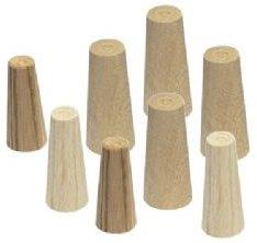 Taper Wooden Plugs
